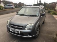 Suzuki ignis 1.3 5dr one owner car with mot until 9th october