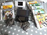 Nintendo DS consoles and games