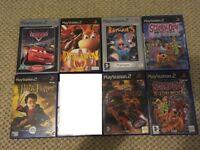 14 PS2 Games
