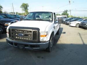 2009 Ford F-250 XL RUNS GREAT 8 FT BOX