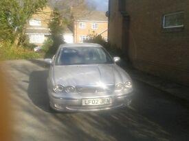 Jaguar X type 2.5 V6, 7 M MOT ,Lovely Condition ,