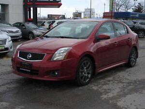 2010 Nissan Sentra SE-R Spec V | Navigation, Sunroof