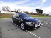 2005 BMW E90 325I SE (6 CIL)BLACK I- DRIVE, GPS, LONG MOT NO ADVISORY