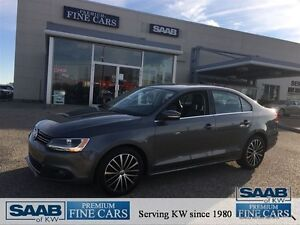 2014 Volkswagen Jetta 2.0 TDI Highline Leather Sunroof Alloys