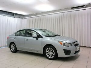 2012 Subaru Impreza 2.0L AWD SEDAN w/ BLUETOOTH, HEATED SEATS &