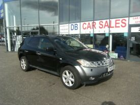 AUTOMATIC!! 2007 56 NISSAN MURANO 3.5 V6 5DR CVT **** GUARANTEED FINANCE **** PART EX WELCOME