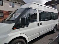 Ford, TRANSIT, Minibus, 2004, Manual, 2402 (cc)