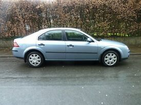 FORD MONDEO 1.8 LX 5 DOOR SERVICE HISTORY ONE PREVIOUS KEEPER MOT VERY CLEAN CAR