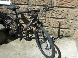 For sale, young Boys Bicycle