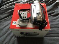Canon FS100 Digital Camcorder + 4GB SD Card