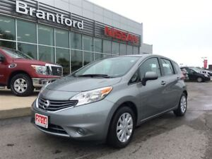 2014 Nissan Versa Note SV with CRUISE