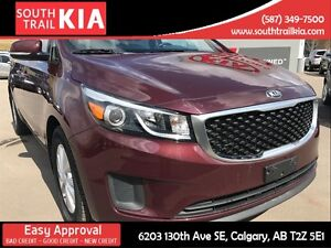 "2017 Kia Sedona LX FAMILY VALUE PACKAGE 10""DVD, REMOTE START"
