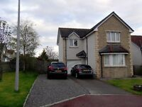 3 bed detached house Milton of leys