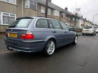 Bmw 330d diesel. Automatic very good condition all the extras new mot