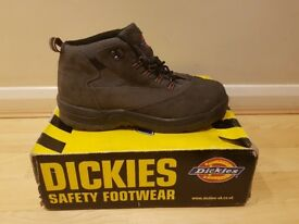 Nearly New - Dickies Treviso Super Safety Boot – Size 11 – Steel Toe Cap