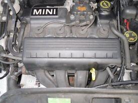 Mini R50 engine 90,000 miles
