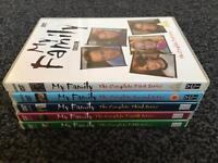 My Family DVD - series 1 to 5