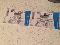 Robbie William tickets