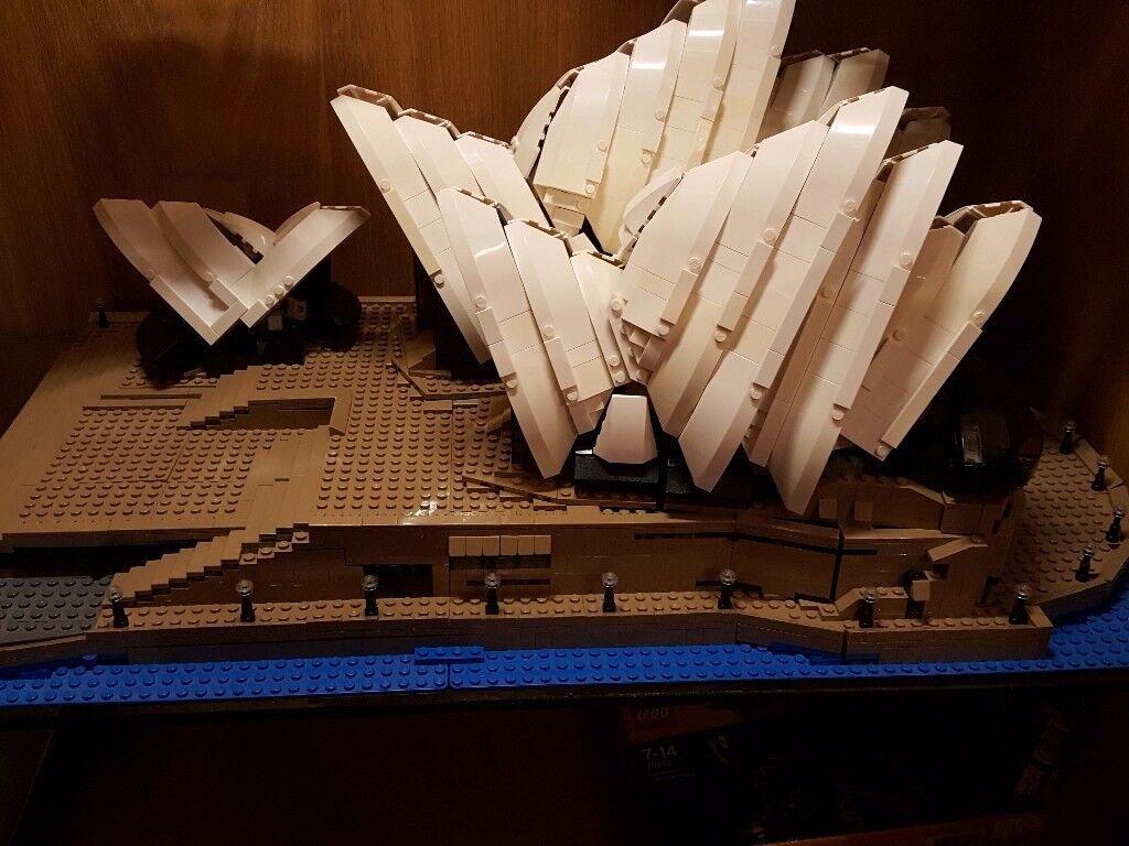 Lego Sydney Opera House 10234 In Sandwell West Midlands Gumtree