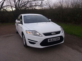 FORD MONDEO EDGE 1.6 TDCI (White) Excellentiy clean car, perfect drive