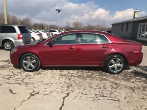 2011 Chevrolet Malibu LT Platinum Edition Heated Seats