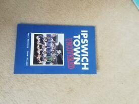 Ipswich Town book