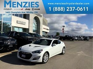 2013 Hyundai Genesis Coupe 2.0T, Bluetooth, Sunroof, Clean Carpr