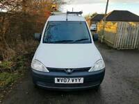 NO VAT. Vauxhall Combo 2000 CDTI,1 Owner,93,000 Miles,Full history, MOT 16/8/17, TEL-07477651115
