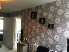 1 bed furnished flat to rent close to Scarborough Hospital. With parking space.Ready mid-April