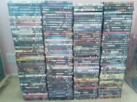 DVD's joblot of 200.