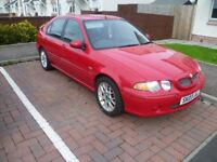 MG ZS 2003 5 Door MOT MARCH 2018