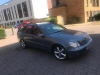 Mercedes benz c220 cdi Diesel automatic