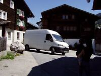 van driver with professional furniture removal skills if your not interested in working at an agency