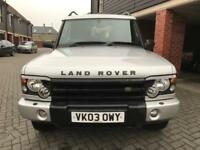 Landrover discovery 2 face lift td5 l@@k