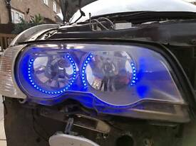 Bmw e46 headlights