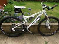2013 Whyte M 109 29 inch Mountain Bike of the year. New Forks. Immaculate. £2000 new. £800 ONO