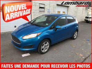Ford Fiesta  SE**BAS KILO**Technologie Bluetooth intégrée**