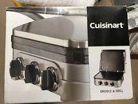 Cuisinart griddler grill