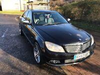 2007 Mercedes-Benz C Class 2.1 C200 CDI Elegance 4dr Auto @07445775115