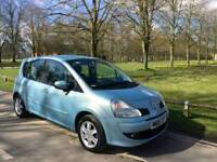 RENAULT GRAND MODUS 1.2L 2008 5DOOR 2LADY OWNERS 9 SERVICES MOT TILL30/7/2018 HPI CLEAR