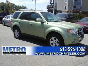 2010 Ford Escape Limited