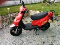 TGB 202 Classic scooter