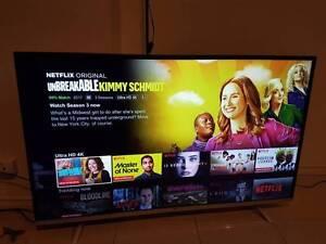 60 inch 4k Ultra HD Smart Led TV Balga Stirling Area Preview
