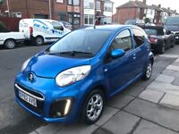 Citroen c1 1.0 free road tax facelift model 12 Months mot hpi clear drives superb air con immaculate