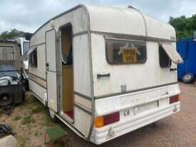 Bailey pagent caravan (open to sensible offer)