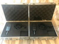 AKG C414-XLS Condensor Microphones (Pair)