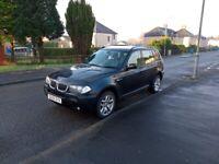 BMW, X3, Estate, 2006, Manual, 1995 4x4 mot 10 months