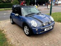 Rear Parking Sensors, 6Mths Wrnty,Convertible MINI ONE 1.6,Manual,Petrol, 2004