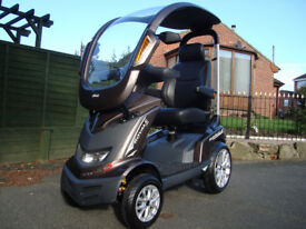 DRIVE ROYALE 4S MOBILITY SCOOTER/DISABILITY SCOOTER.ALL TERRAIN.CAN DELIVER