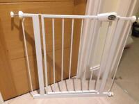 X2 safety gates